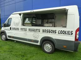 camion cuisine occasion utilitaire food trucks d occasions gruau occasion