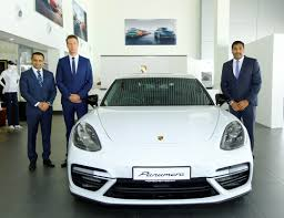 porsche showroom porsche india opens new showroom in kochi