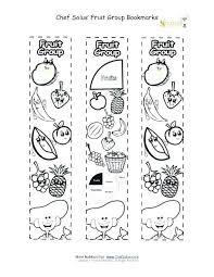 coloring pages bookmarks bookmarks coloring pages food groups coloring pages bookmarks