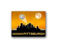 14 pittsburgh steelers home decor philadelphia eagles logo
