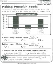 Pictograph Worksheet Learning Experience