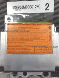 rogue 2013 airbag 93c76 98820 jm00b