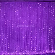 wedding backdrop fairy lights best 3m 18m led purple fairy lights curtain backdrop for wedding