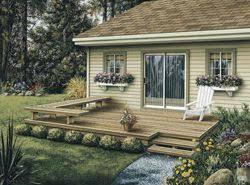 Best 25 Small Deck Designs by Best 25 Small Backyard Decks Ideas On Pinterest Backyard Deck