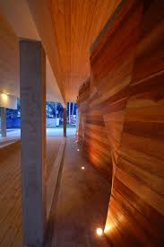 Wooden Interior by Thailand X2 Koh Samui Resort Design Ideas Interior Design