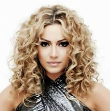 hairstyles with perms for middle length hair loose perm for medium hair