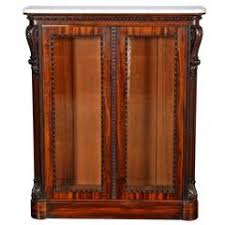 Arched Bookcase Pair Of Mahogany Kaplan Furniture Beacon Hill Arched Bookcases Or