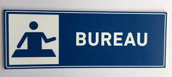 signaletique bureau plaques de porte sur mesure commande en ligne