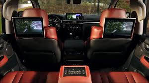 lexus lc interior 2018 lexus lx 570 interior youtube