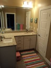 L Shaped Bathroom Vanity by L Shaped Vanity Google Search Master Bedroom Bathroom