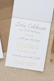 anastasia u0027s glitter gold birthday party invitations