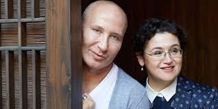 powerful pairs fresh u0027s lev glazman and alina roytberg