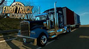 w900l kenworth trucks kenworth w900 1 21 truck euro truck simulator 2 mods