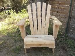 siege en palette mobilier de jardin en palette génial faire un fauteuil de jardin