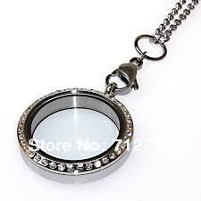 charm locket necklace charms images 58 charm it necklace aliexpresscom buy 2015 simple 3 round jpg