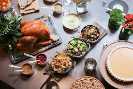 typical thanksgiving menu how to create the ultimate holiday menu open for business
