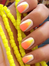 15 halloween candy corn nails art designs u0026 ideas 2017 fabulous