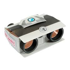 agents of truth binoculars craft kit orientaltrading com