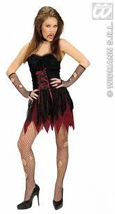 carnivalcostume victorian female vampire fancy dress