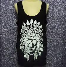 blouse heavy shirt skull summer sugar skull skull