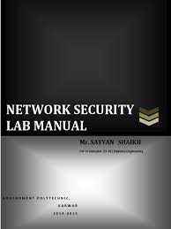 hunter src manual network security lab manual port computer networking