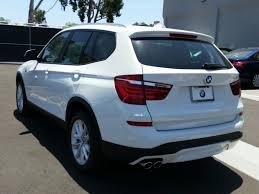lexus san diego parts hours 2017 new bmw x3 sdrive28i sports activity vehicle at bmw of san
