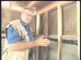 Proper Way To Insulate Basement Walls by How To Insulate And Frame Your Basement Walls Soundproof Your