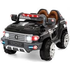 12v mp3 ride on truck car rc remote led lights aux