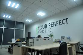 New Year Decoration Office by New Office Cloud R U0026d Center Finish Decoration To Welcome 2014