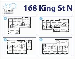 the marq floor plan the marq waterloo at 167 168 king street north ontario the marq