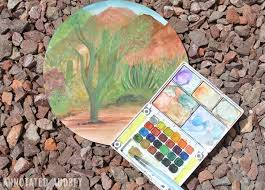 review koi water color field sketch travel kit u2013 annotated audrey art