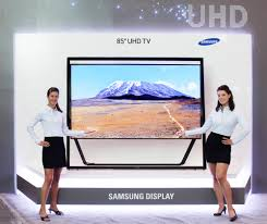 display tv samsung display showcasing state of the art mobile to extra large