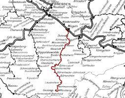 Heidenau–Kurort Altenberg railway