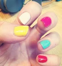 summer nail art designs 2013