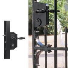 locinox high quality key lockable gate locks for various industrial