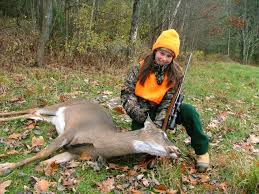 Vermont wildlife images Youth deer weekend gives vermont kids a first shot at hunting jpg