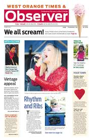 02 18 16 west orange times u0026 observer by orange observer issuu