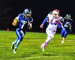 bureau valley football clinch playoff berth with win morrison