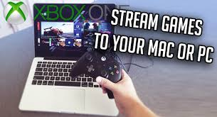 how to stream xbox one games to a mac or pc with windows 10 youtube