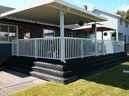 awning roofing contractors metal mobile home aluminum awning