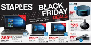 amazon black friday monitor staples just posted its black friday 2016 ad amazon echo dot 40