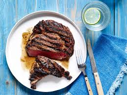 perfectly grilled steak recipe bobby flay food network