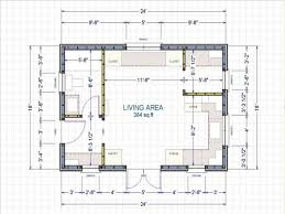 image result for 16 x 24 cabin floor plans florida pool house