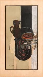 tables de cuisine georges braque 1882 1963 la table de cuisine lithograph with
