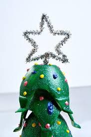 small christmas christmas tree craft