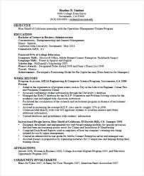 27 education resume templates free u0026 premium templates