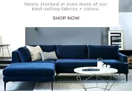 west elm harmony sofa reviews west elm harmony sectional blue velvet sectional sofa or modern
