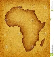 Ancient Map Of Africa by Map Of Africa Royalty Free Stock Photos Image 15730338