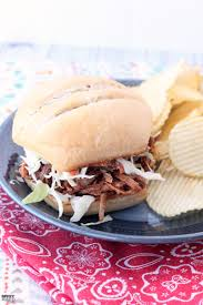 instant pot bbq pulled pork recipe must have mom