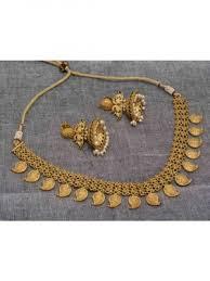 Buy Alankruthi Pearl Necklace Set Necklace Set Alankruthi Exclusive Necklace Set Online Shopping India
